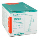 OMNIFIX Duo 100 Insulinspr.1 ml
